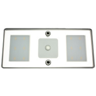 Lunasea LED Ceiling\/Wall Light Fixture - Touch Dimming - Warm White - 6W