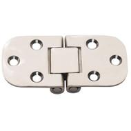 """Whitecap Flush Mount 2-Pin Hinge - 304 Stainless Steel - 3"""" x 1-1\/2"""""""