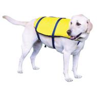 Onyx Nylon Pet Vest - X-Large - Yellow