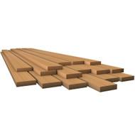 """Whitecap Teak Lumber - 7\/8"""" x 3-3\/4"""" x 12"""""""