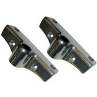 Perko Edge Mount Rowlock Socket - Zinc