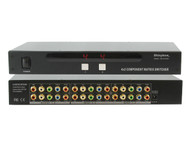 4:2 4x2 Component Video Audio Matrix Switcher Splitter with Rack Mount SB-5470M