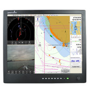 Green Marine AWM Series II IP65 Sunlight Readable Marine Display - 17""