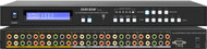 Shinybow 6x4 6:4 Component RCA Matrix Switcher with RS232/Rack Mount SB-5564LCM