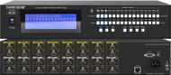 16x16 16:16 HDMI Matrix Switcher UHD 4K2K RS232 Full EDID Learning/Mgmt SB-5669K