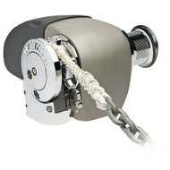 "Maxwell HRC 10-8 Rope Chain Horizontal Windlass 5\/16"" Chain, 5\/8"" Rope 12V, with Capstan"