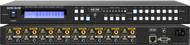 8x8 8:8 HDMI UHD 4K2K Matrix Switcher with AUX ARC Audio RS232 IR EDID SB-5688AK