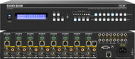 8x8 HDMI with ARC AUX Audio HDBaseT Matrix Switcher Extender 4K2K EDID SB5688CAK