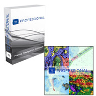 Nobeltec TZ Professional Software - Digital Download