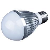 Lunasea E26 Screw Base LED Bulb - 12-24VDC\/7W- Warm White