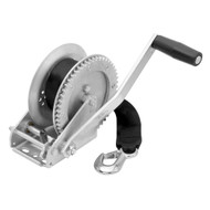 Fulton 1800lb Single Speed Winch w\/20' Strap Included