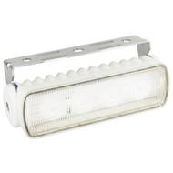 Hella Marine Sea Hawk-R LED Floodlight - White LED\/White Housing