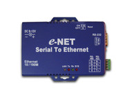External RS-232/422/485 Serial to TCP/IP Ethernet Device Server Converter EP-132