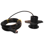 SI-TEX 120kHz Lexan Low-Profile Thru-Hull Transducer f\/SDD-110