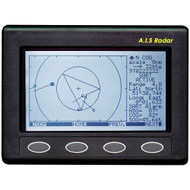 Clipper AIS Plotter\/Radar - Requires GPS Input  VHF Antenna