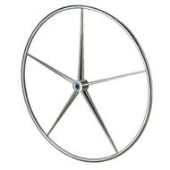 "Edson 40"" Stainless B-Spoke Destroyer Wheel"