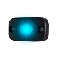 "HEISE Auxiliary Accent Lighting Pod - 1.5"" x 3"" - Black\/Blue"