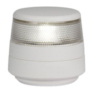 Hella Marine NaviLED 360 Compact All Round White Navigation Lamp - 2nm - Fixed Mount - White Base