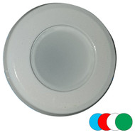 Shadow-Caster Full Color Dimmable Shadow Net Enabled White Powder Coat Finish Down Light