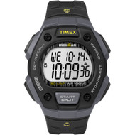 Timex IRONMAN Classic 30 Lap Full-Size Watch - Black