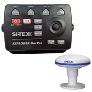 SI-TEX Explorer NavPro w\/Wi-Fi  GPK-11 GPS Antenna