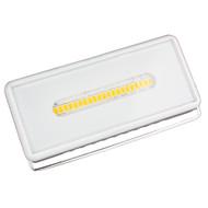Lunasea 1600 Lumen Interior\/Exterior Adjustable Area Light w\/Stainless Steel Swivel Mounting Bracket - White