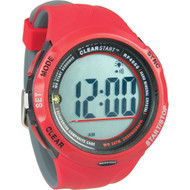 Ronstan RF4055 ClearStart 50mm Sailing Watch - Red\/Grey