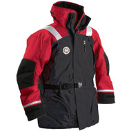 First Watch AC-1100 Flotation Coat - Red\/Black - XXX-Large