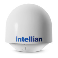 Intellian i9P\/i9W Empty Dome  Base Plate Assembly