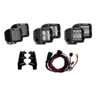 Rigid Industries 2017-2018 Ford Raptor Triple Fog Light Kit