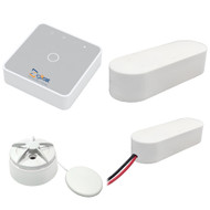 Glomex ZigBoat Starter Kit System - Gateway, Battery, Door\/Porthold  Flood Sensor