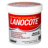 Forespar Lanocote Rust  Corrosion Solution - 16 oz.