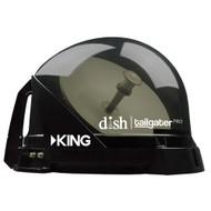 KING Tailgater Pro Premium Satellite TV Antenna - Portable