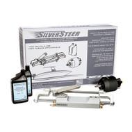 Uflex SilverSteer Universal Front Mount Outboard Hydraulic Tilt Steering System - 1500PSI V2