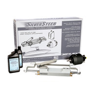 Uflex SilverSteer Universal Front Mount Outboard Hydraulic Steering System - 1500PSI FM V1