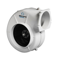 Albin Pump Marine Air Blower 750 Flange - 24V