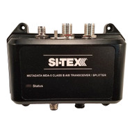 SI-TEX MDA-5 Hi-Power 5W SOTDMA Class B AIS Transceiver w\/Built-In Antenna Splitter  Long Range Wi-Fi