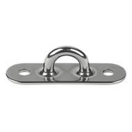 """Schaefer Stainless Steel Welded Pad Eye - 2""""L x 5\/8""""W"""