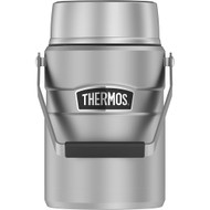 Thermos Food Jar - 47oz - Matte Stainless Steel