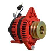 """Balmar Alternator 1-2"""" Single Foot Dual V Pulley - 170A - 12V"""