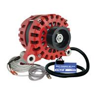 Balmar Alternator Vortec K6 Serpentine Pulley Regulator  Temp Sensor - 170A - 12V