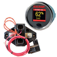 Balmar SG200 Battery Monitor Kit w\/Display Shunt  10M Cable - 12-48 VDC