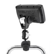 Scanstrut ROKK Mini Pro Mount Kit w\/Rail Clamp f\/Lowrance HOOK2
