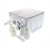 Rule Shower Drain Box w\/800 GPH Pump - 12V