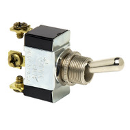 Cole Hersee Heavy Duty Toggle Switch SPDT On-Off-(On) 3 Screw