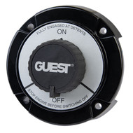 Guest 2112A Battery On\/Off Switch Universal Mount w\/o AFD
