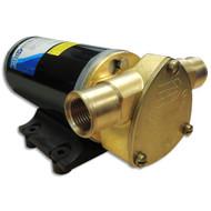 Jabsco Ballast King Bronze DC Pump w\/o Switch - 15 GPM