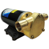 Jabsco Ballast King Bronze DC Pump w\/Reversing Switch - 15 GPM