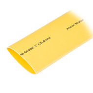 "Ancor Heat Shrink Tubing 1"" x 48"" - Yellow - 1 Pieces"