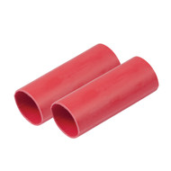 "Ancor Battery Cable Adhesive Lined Heavy Wall Battery Cable Tubing (BCT) - 1"" x 3"" - Red - 2 Pieces"